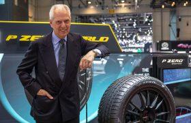 Il mondo Pirelli al Salone di Ginevra e un marchio ad hoc per l'elettrico