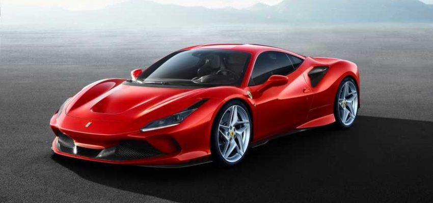 Ferrari F8 Tributo, un altro record per Maranello