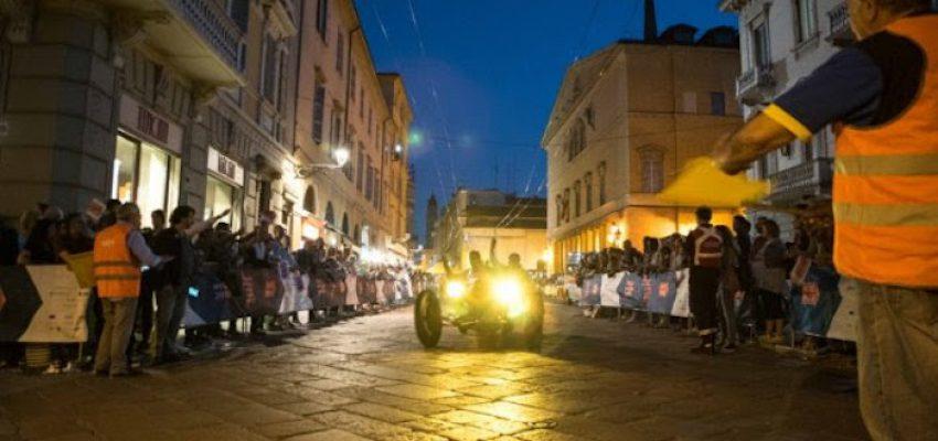 1000 Miglia: a Parma attraverso la Food Valley