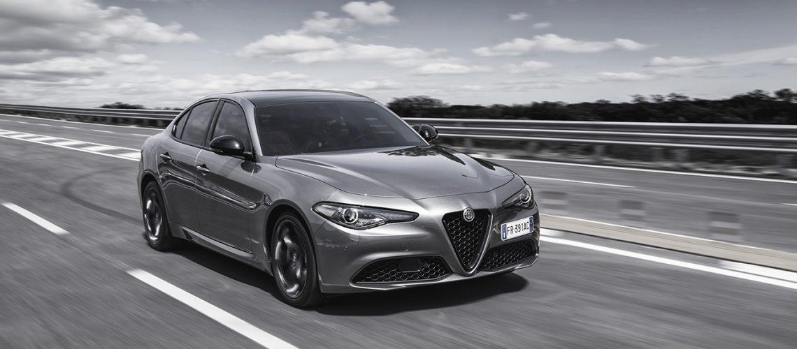 Alfa Giulia premiata per la dinamica di guida