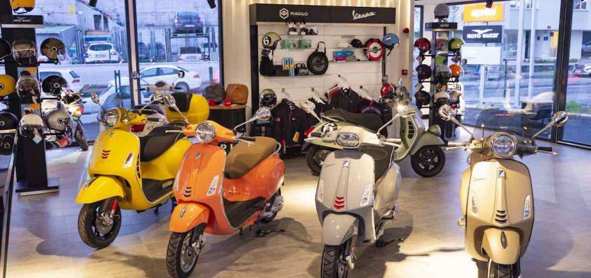Piaggio, anche a Istanbul il Motoplex Store