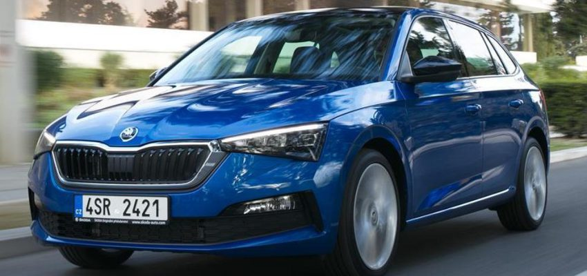 Škoda Scala, la new entry nel segmento C