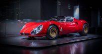 Alfa Romeo trionfa ai Motor Klassik Awards 2019