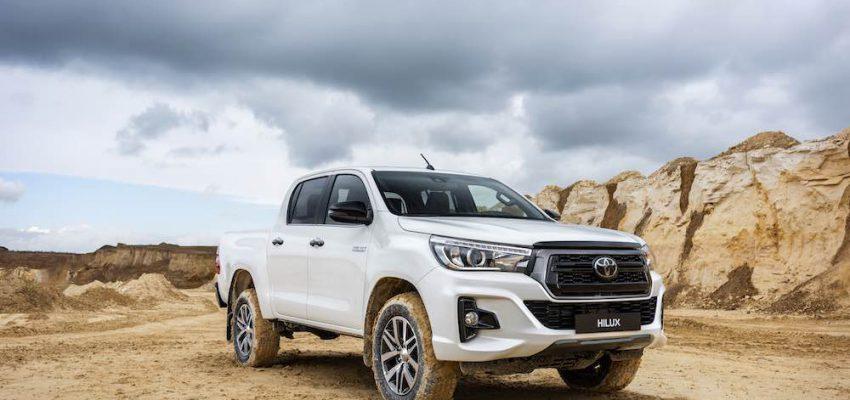 A Birmingham il debutto del Toyota Hilux 2019