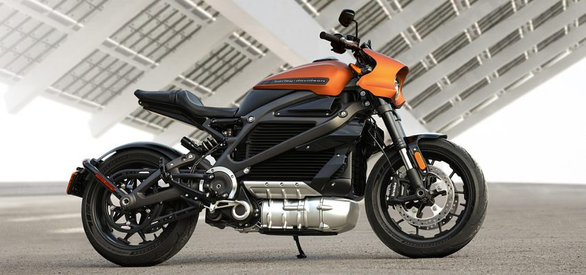 Harley-Davidson LiveWire, il futuro è arrivato