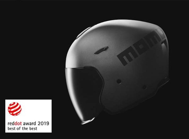 momodesign-reddot-award-2019