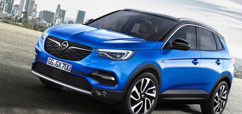 Opel Grandland X, la tradizione continua