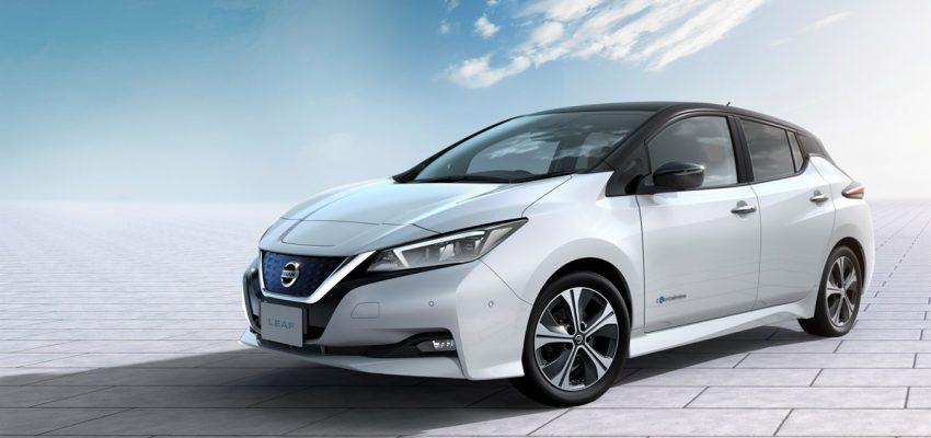 Nissan con Elis per la città del futuro