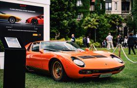 Pirelli torna a Villa d'Este, 90 anni dopo