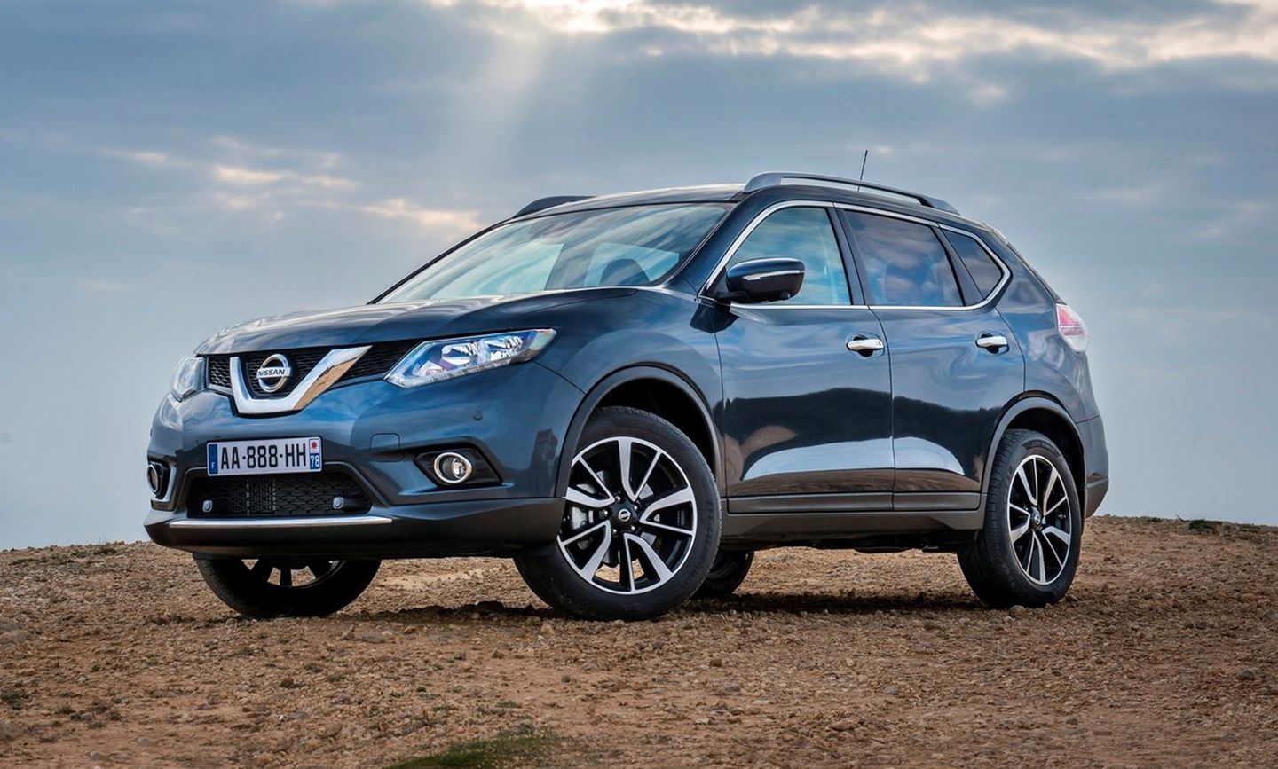 Nissan-X-Trail-Schede-Hub