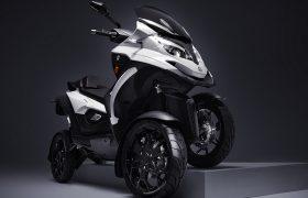 Qooder: la comodità dello scooter su quattro ruote