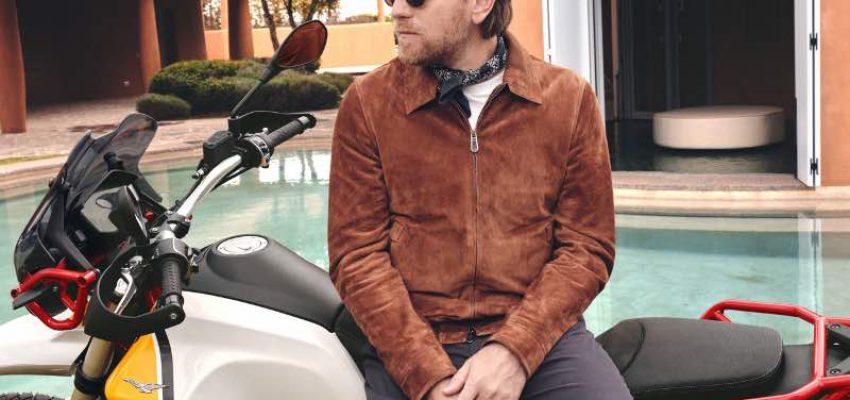 Ewan McGregor si conferma fan di Moto Guzzi