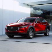 Mazda CX-30, prima italiana al Salone del Valentino
