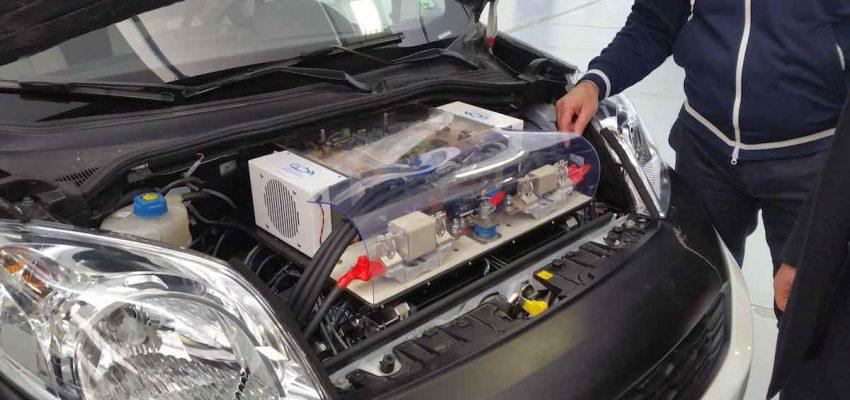 Auto a idrogeno: arriva Hydro, prototipo alimento da fuel cell