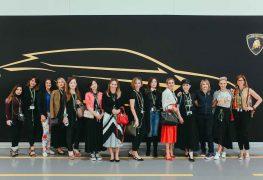 Future FAB: Lamborghini per le donne Under 30