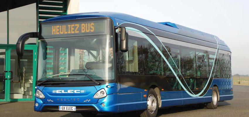 Heuliez Bus: gli autobus elettrici invadono Parigi