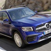 Con GLB diventano otto i Suv di Mercedes-Benz