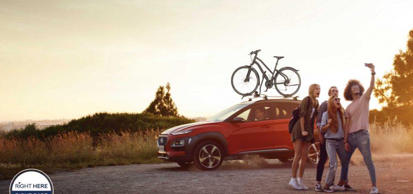 Hyundai Freetime: il noleggio on-demand per accessori originali Hyundai