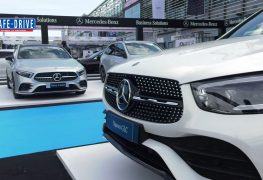 Mercedes-Benz al Company Car Drive 2019
