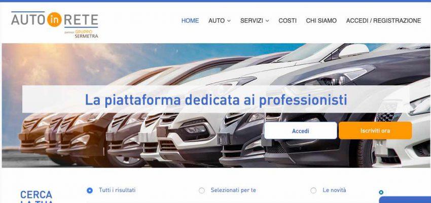 Autoinrete: il marketplace B2B per le auto usate e Km0