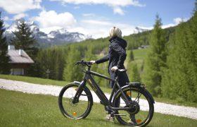 Idea Pirelli: una settimana di lusso in sella a una e-bike