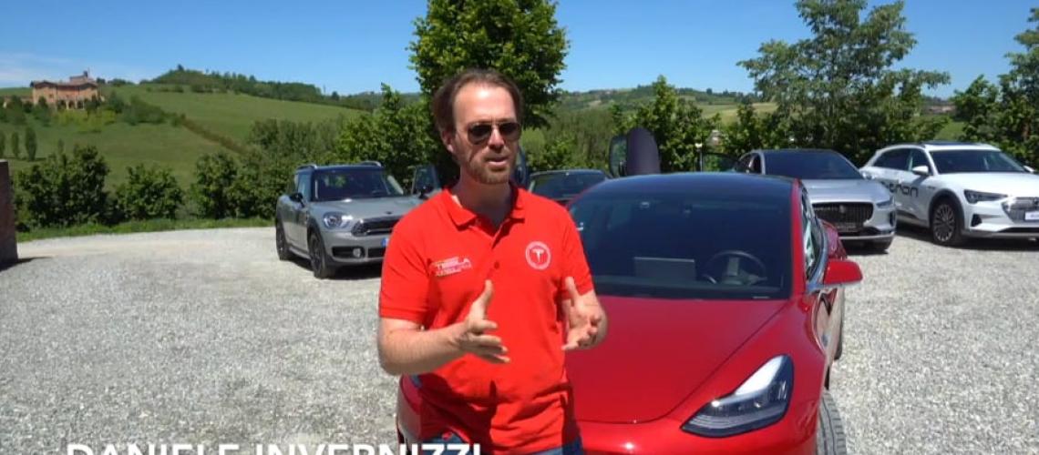 Tesla Model 3 non è solo un'auto elettrica