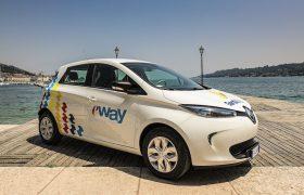 Renault Zoe: giro elettrico sul Lago di Garda