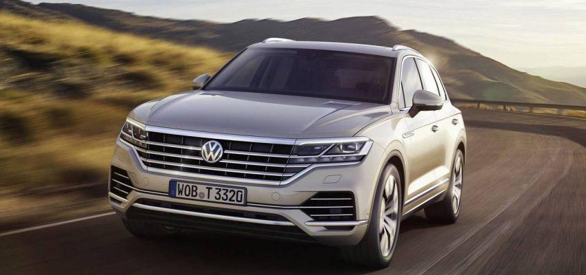 """Volkswagen Touareg, le radici della """"T-Family"""""""