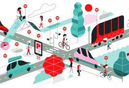 Smart mobility, 5 priorità per i trasporti intelligenti