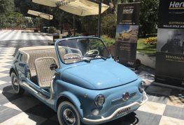 L'estate in Spiaggina elettrica grazie a Hertz e Garage Italia