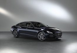 Maserati: limited edition a Monterey