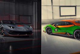 Lamborghini, edizioni speciali dalla California
