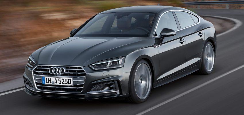 Audi A5, la famiglia si rinnova