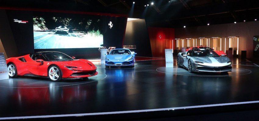Universo Ferrari: apre le porte