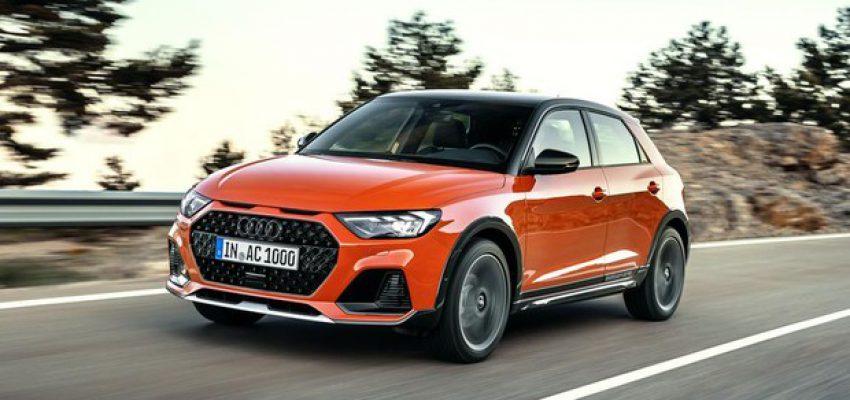Audi A1 citycarver, il crossover da città