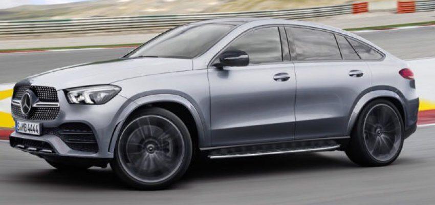 Mercedes-Benz GLE Coupé è generoso e sportivo