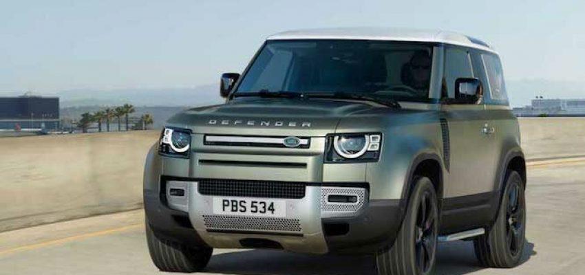Land Rover Defender, un ritorno alla grande