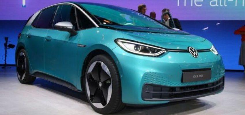 Volkswagen ID.3 è la prima di una serie