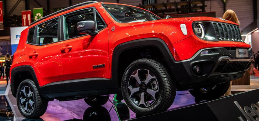Jeep Renegade PHEV dopo Ginevra e Torino si affaccia su Parigi