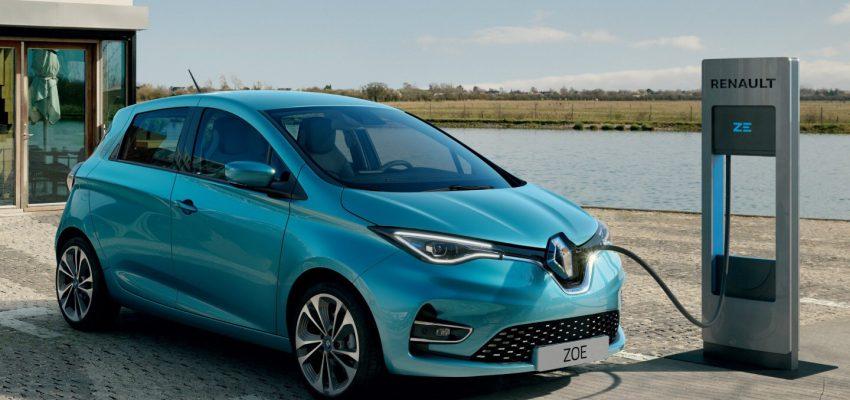 Renault Zoe, prova di maturità