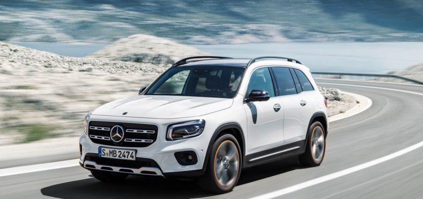 Mercedes-Benz GLB, protagonista è la versatilità