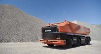 Scania AXL: truck a guida autonoma