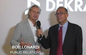 #FORUMAutoMotive, Menzione speciale di Dekra a Volvo Cars per i 60 anni della cintura di sicurezza