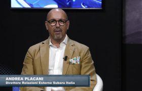 Andrea Placani, Direttore Comunicazione Subaru Italia