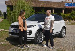Tester per un giorno: Range Rover Evoque