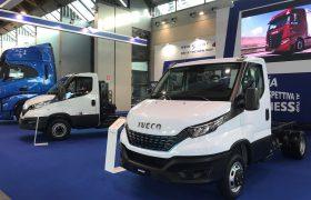 Iveco: il primo stand italiano diesel-free