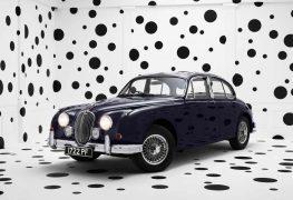 Jaguar Mk 2: festeggia 60 anni