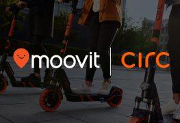 Moovit: e-scooter nella mobilità urbana