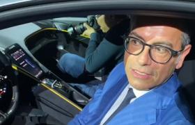 Ecco l'abito lussuoso e sportivo di Ferrari Roma