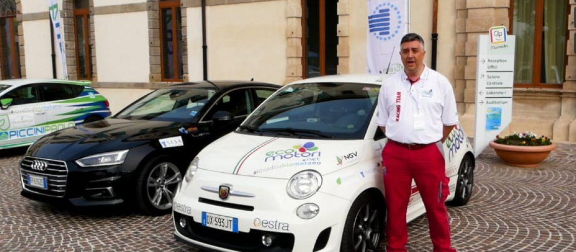 Un rally tutto a biometano